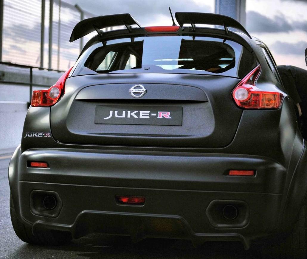 Nissan Juke 2016: Nissan Juke R Review