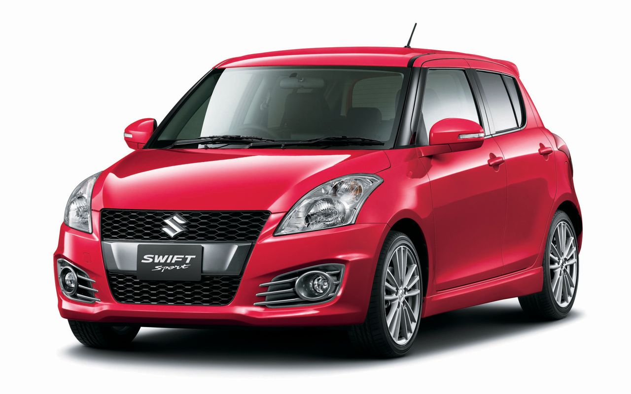 2012 suzuki swift sport review caradvice. Black Bedroom Furniture Sets. Home Design Ideas