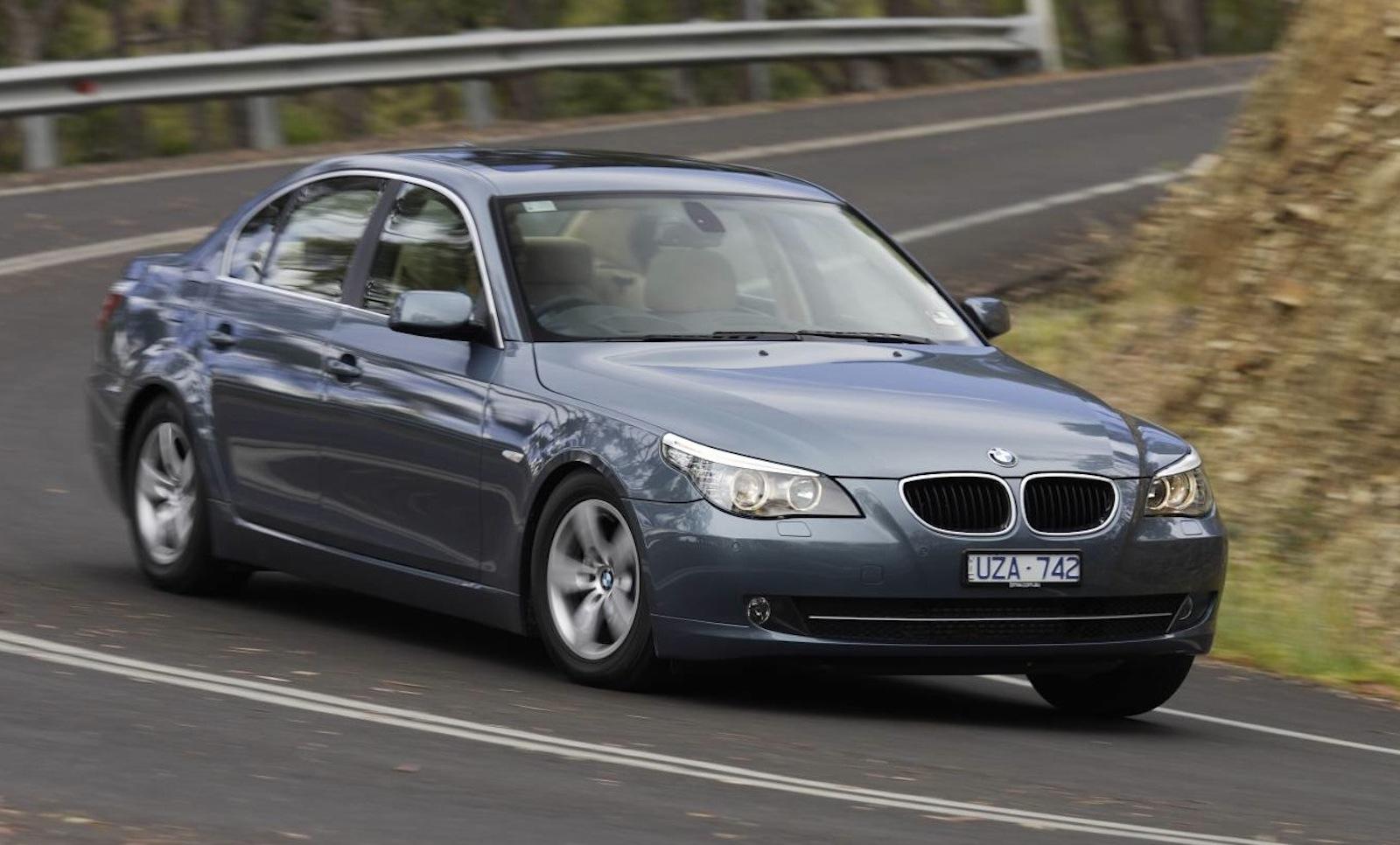 bmw 5-series, 6-series recalled in australia: 10,000 vehicles