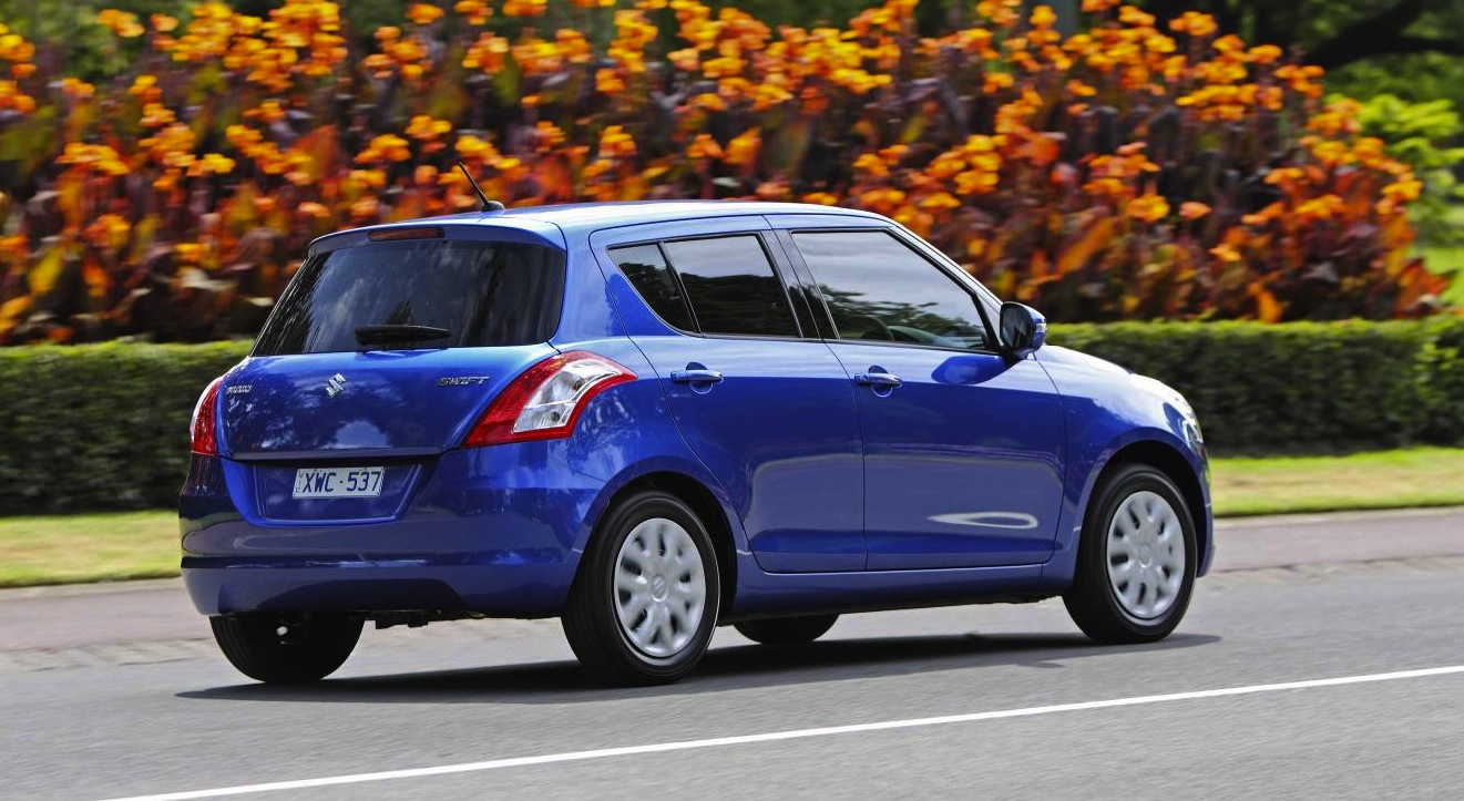 Suzuki Swift Recalled In Australia 11 000 Cars Affected