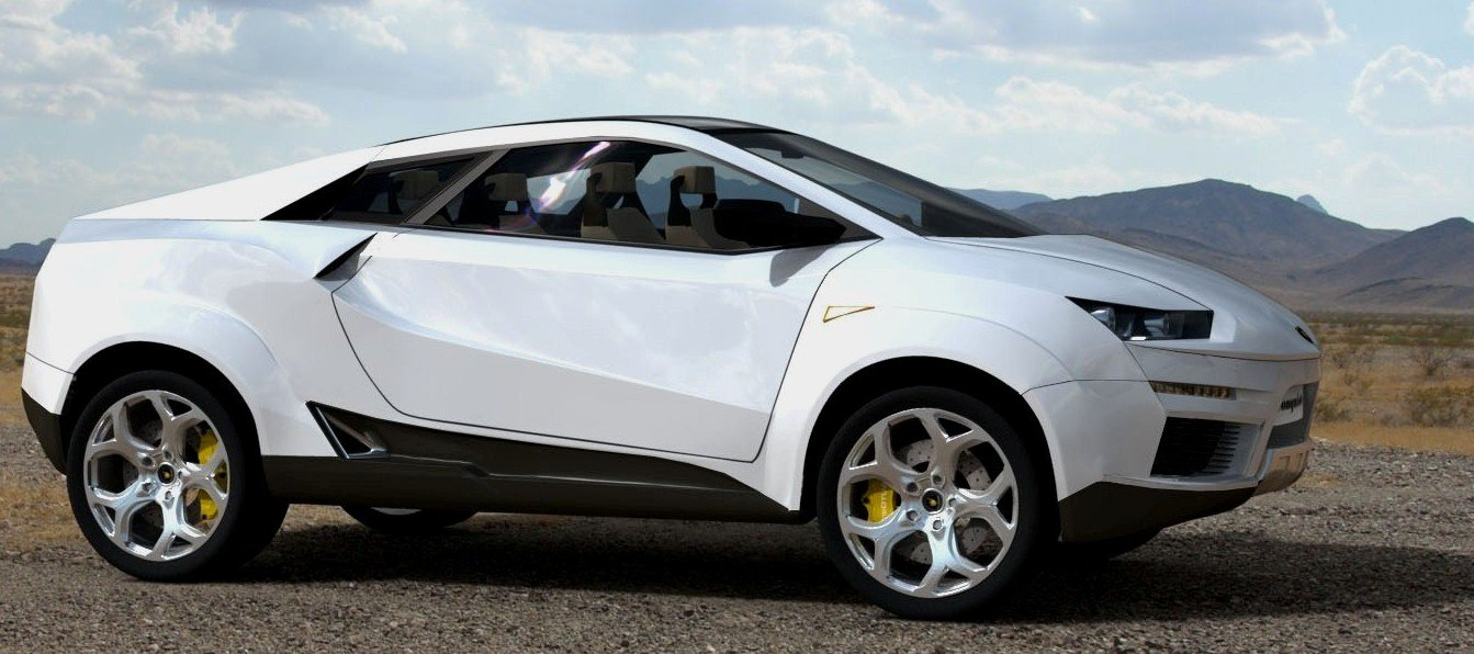 Lamborghini SUV necessary for survival - Photos (1 of 5)