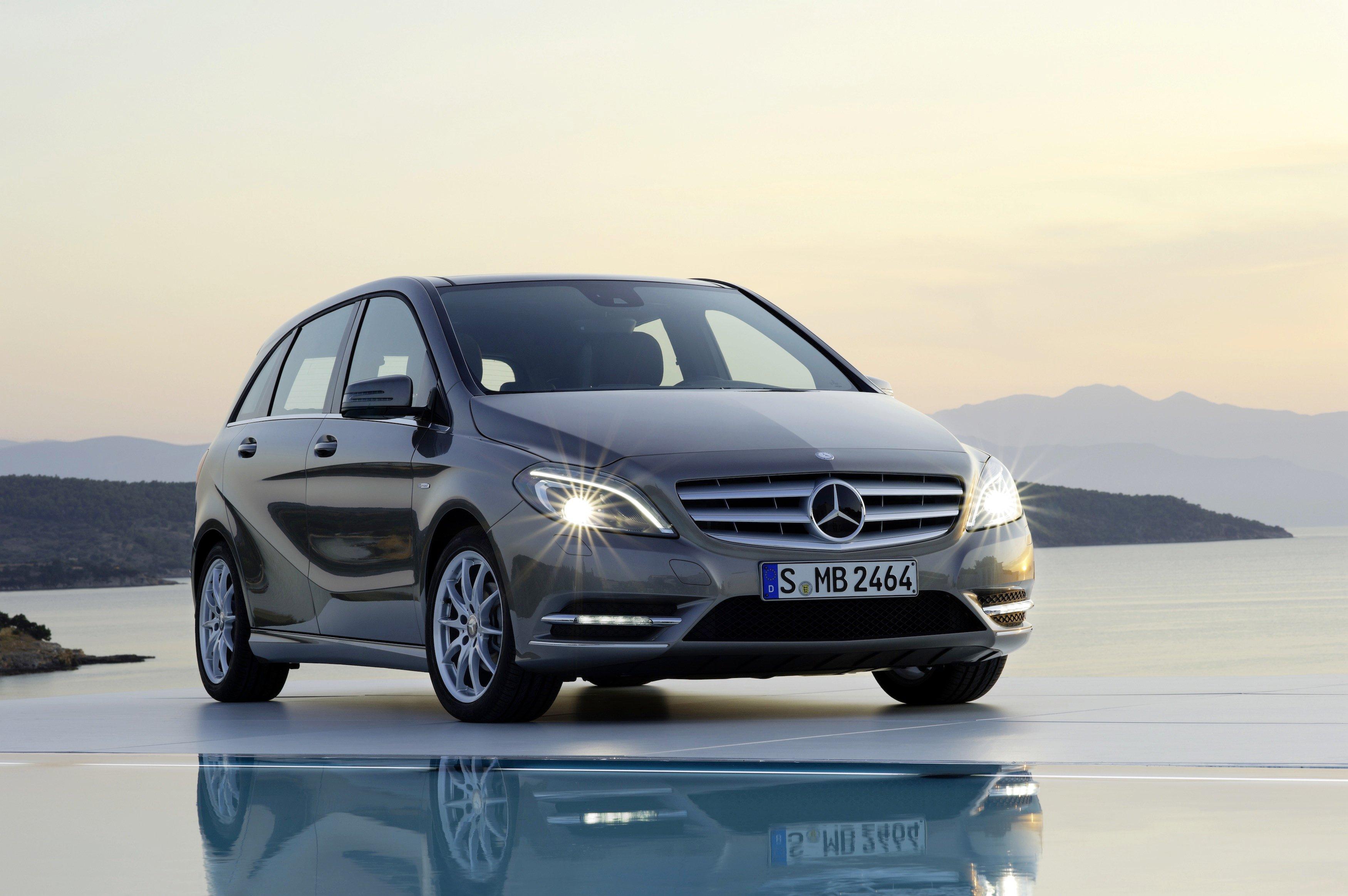 Mercedes-Benz B-Class: Review - Photos | CarAdvice