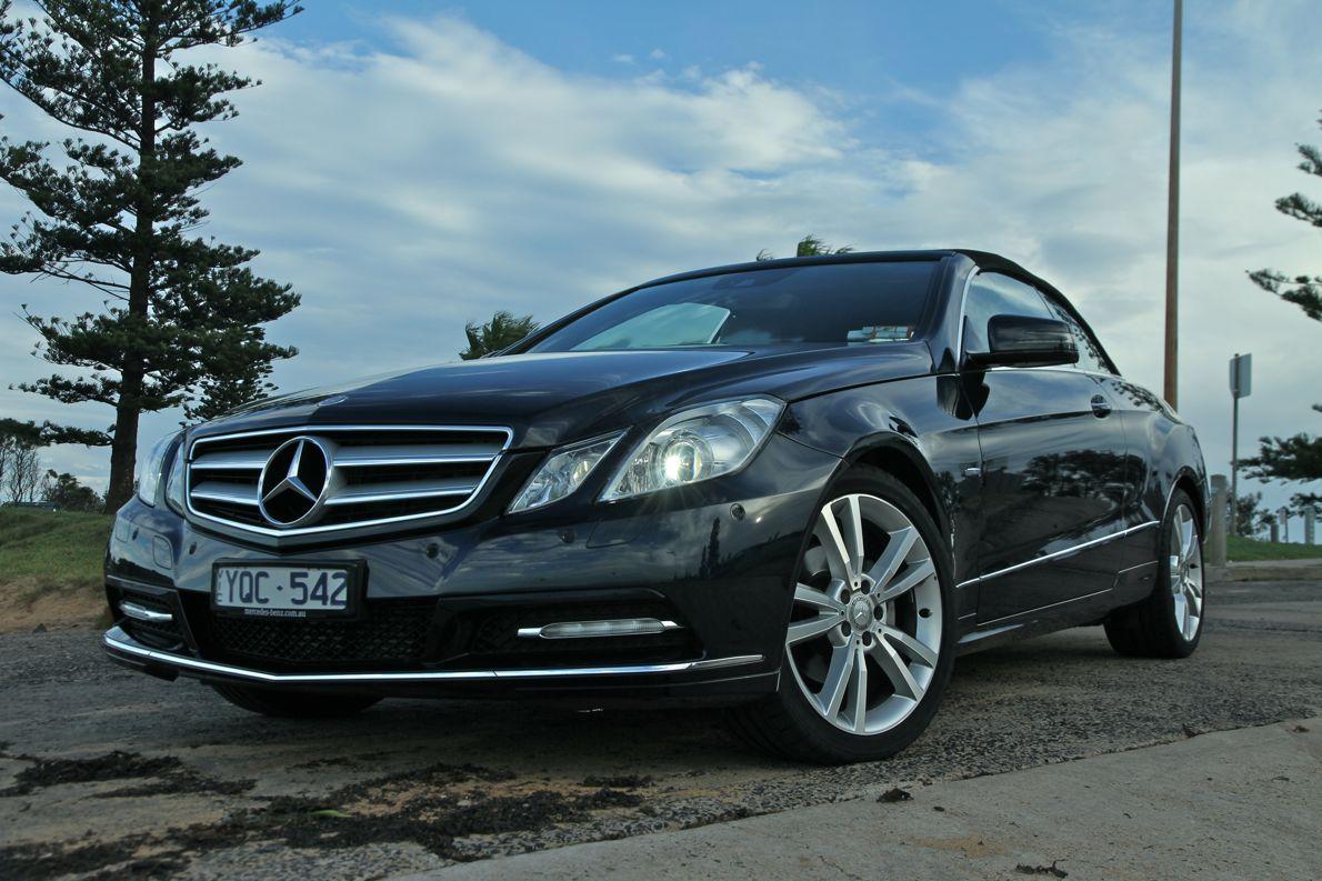Mercedes benz e250 cabriolet review caradvice for Mercedes benz e250