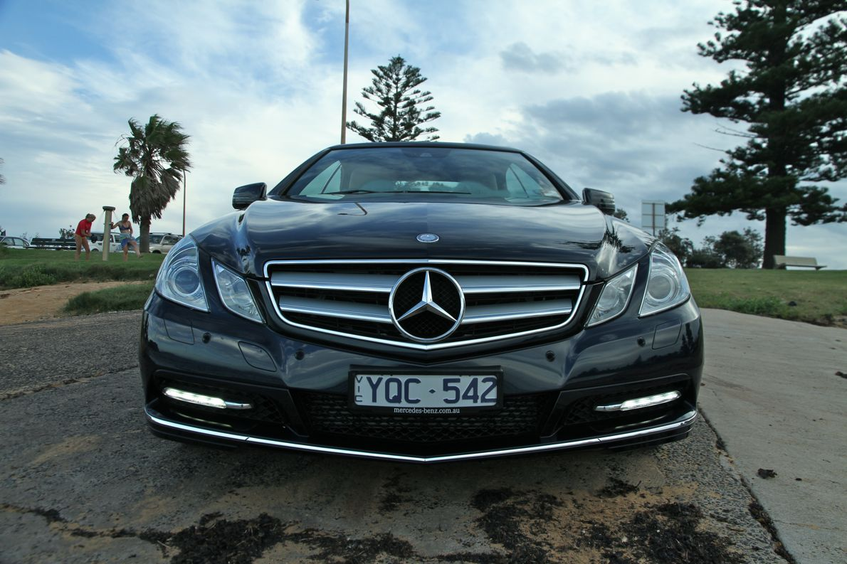 Mercedes Benz E250 Cabriolet Review Caradvice
