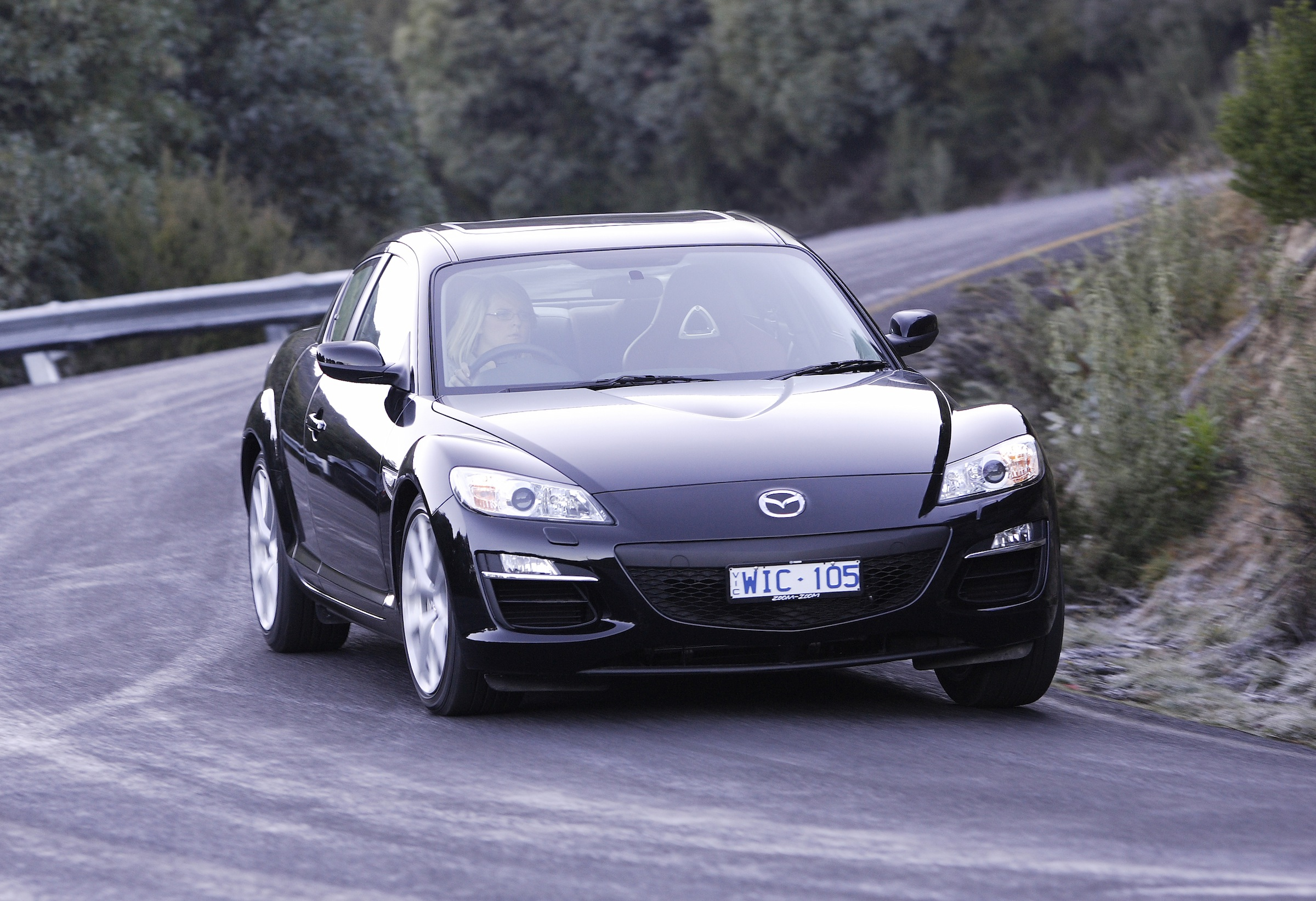 Mazda RX-8: rotary sports car spinning into history ...