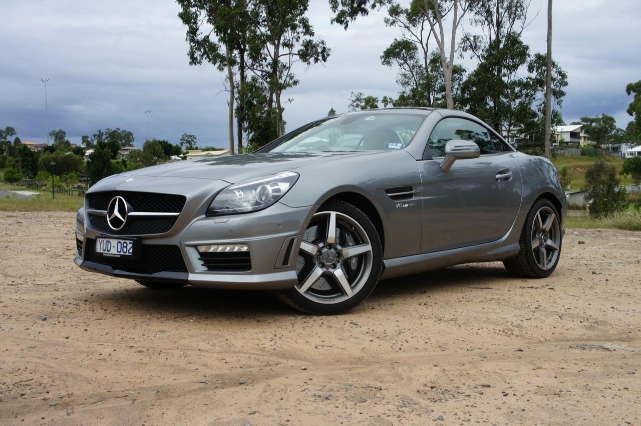 Mercedes-Benz SLK55 AMG Review | CarAdvice