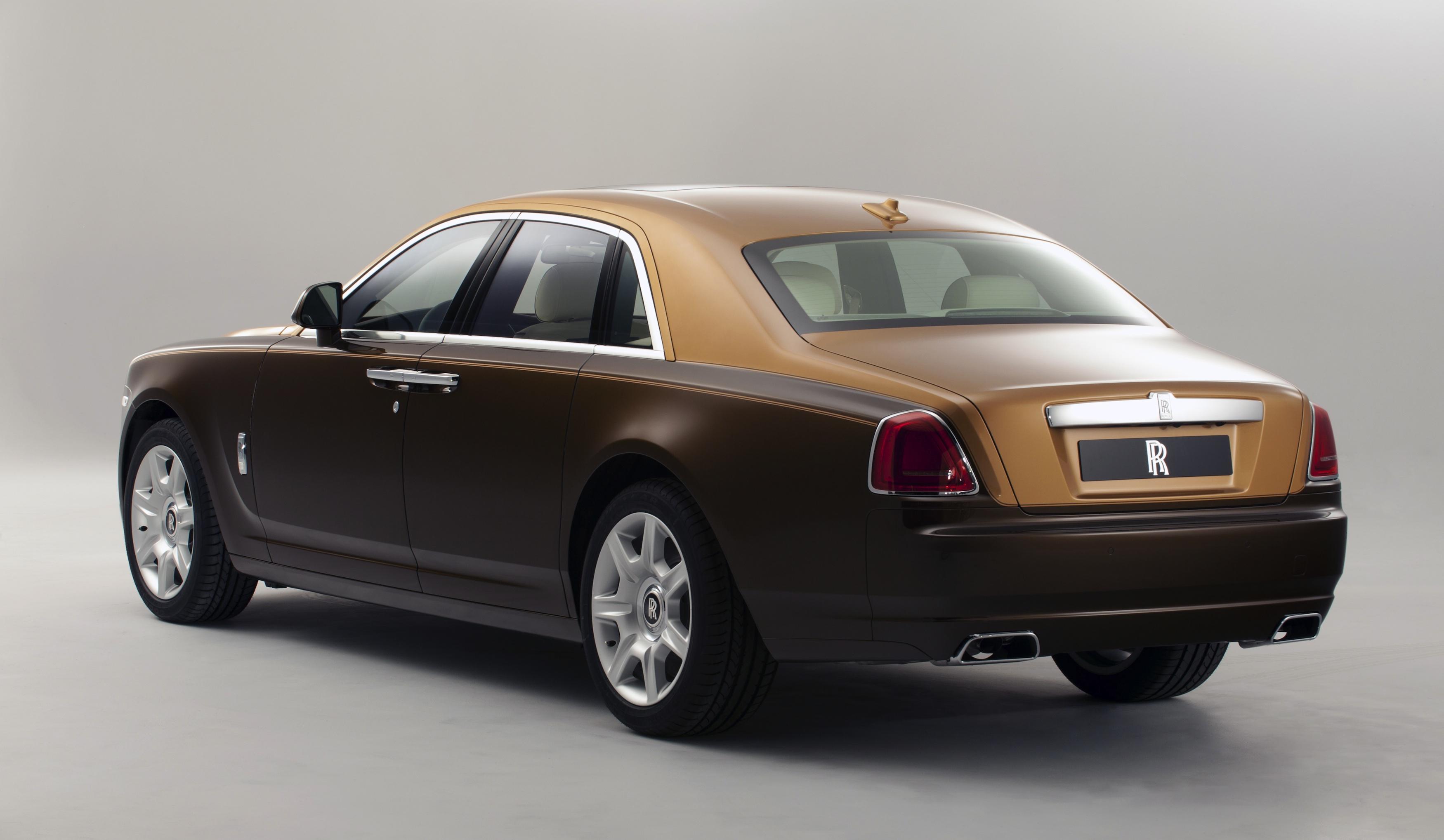 Rolls-Royce recall for Ghost and million-dollar Phantom ...
