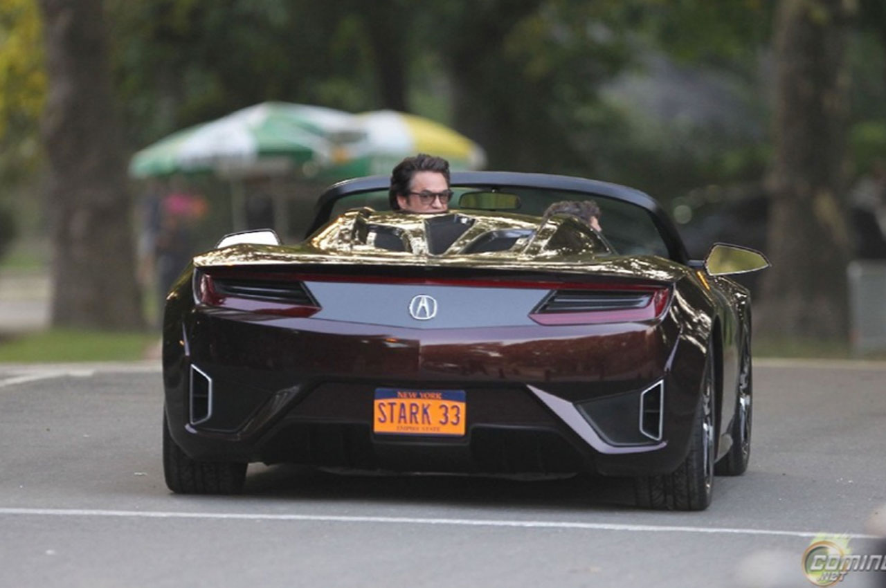 2018 acura nsx convertible. fine convertible acura nsx roadster from the avengers teases opentop sports car intended 2018 acura nsx convertible e