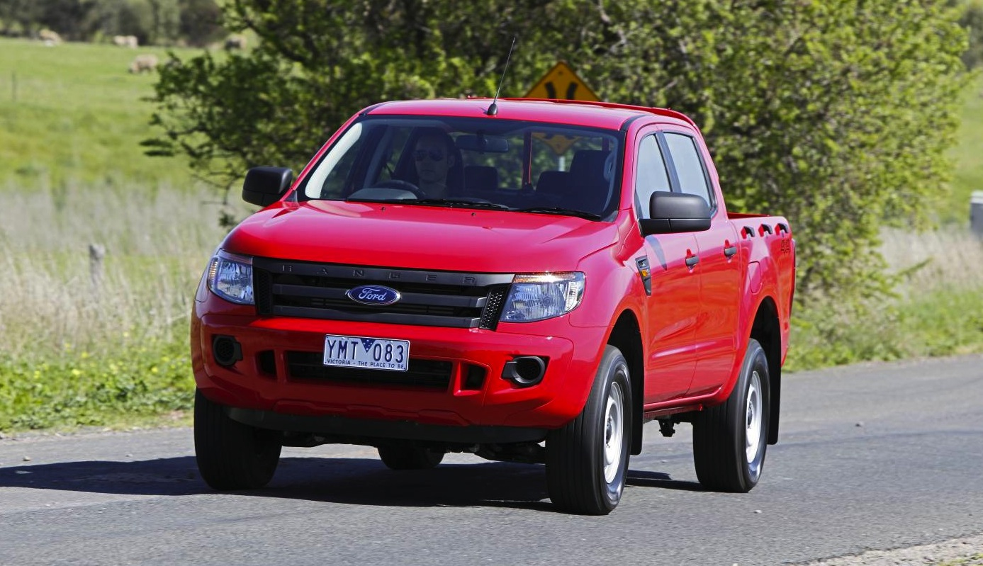 Ford Ranger Mazda Bt 50 Production Boosted To Meet Demand