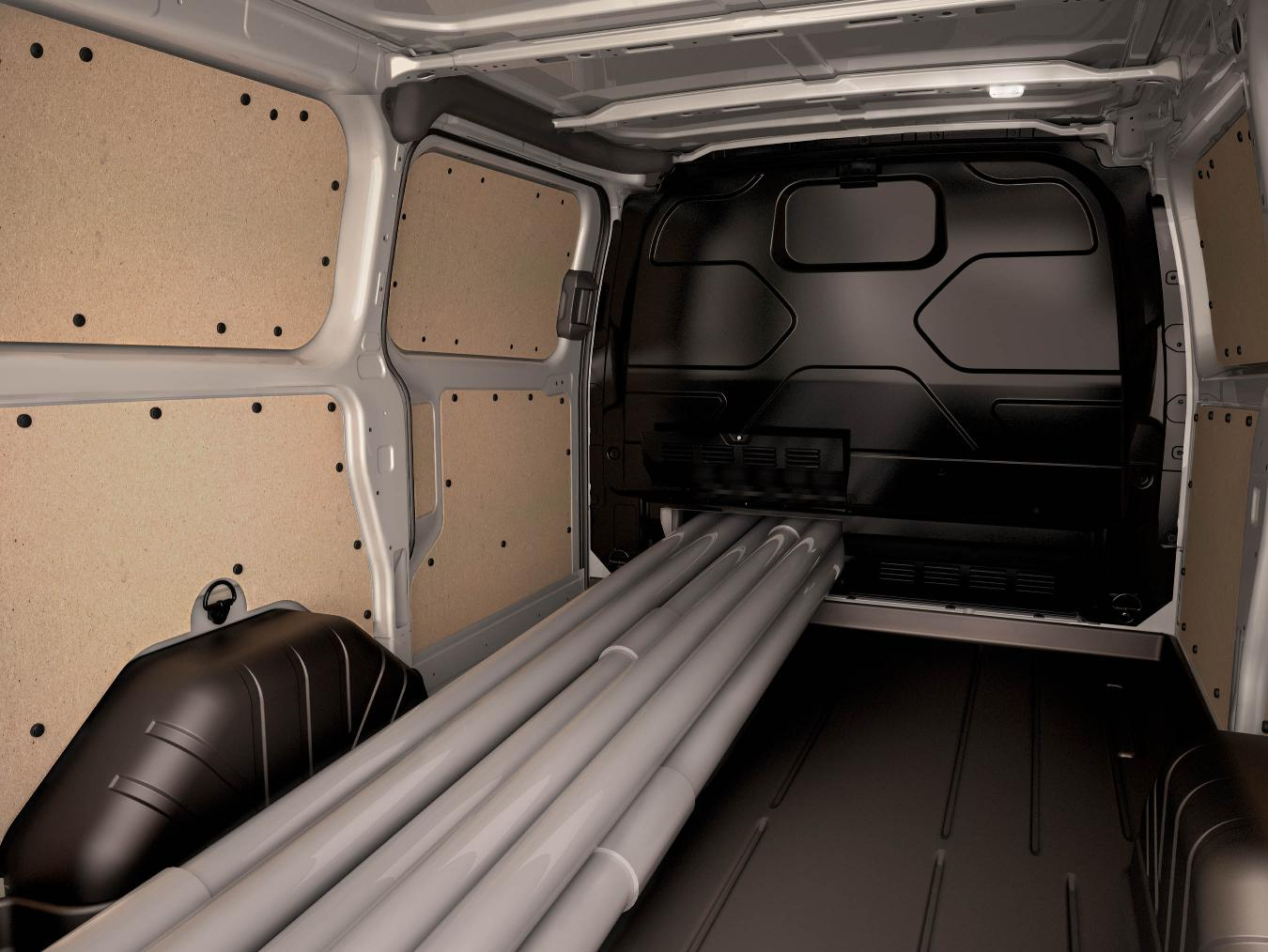 ford transit custom previews new commercial van range photos 1 of 4. Black Bedroom Furniture Sets. Home Design Ideas