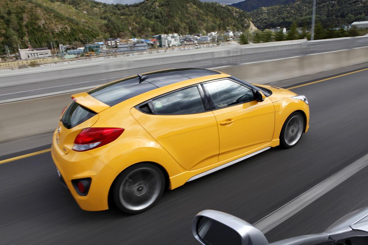 Hyundai Veloster Turbo Review | CarAdvice