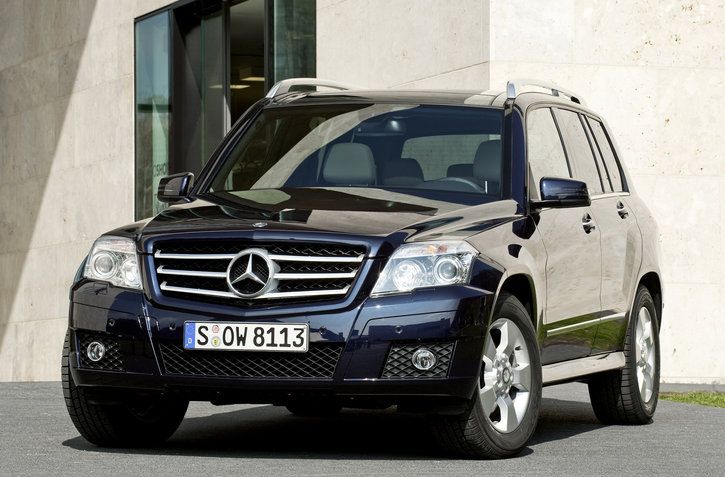 Mercedes Benz Plots Suv Sales Attack For 2014 Photos 1