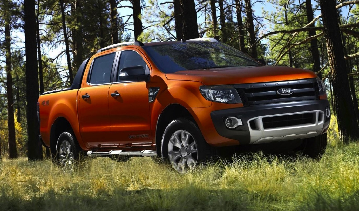 ford ranger wildtrak hits australian showrooms photos 1. Black Bedroom Furniture Sets. Home Design Ideas