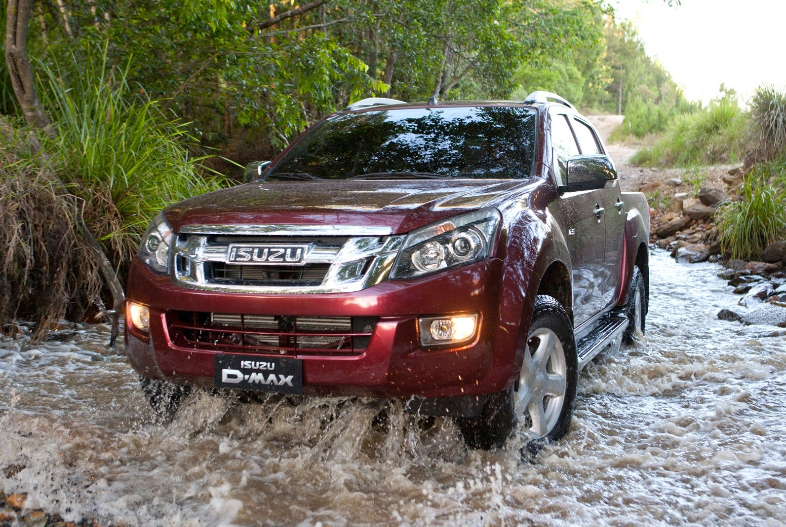 isuzu d max review caradvice. Black Bedroom Furniture Sets. Home Design Ideas