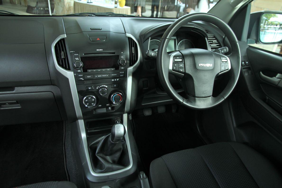 Isuzu D-Max Review | CarAdvice