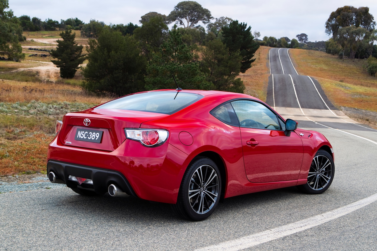 Toyota 86 29 990 Coupe Launches In Australia Photos 1