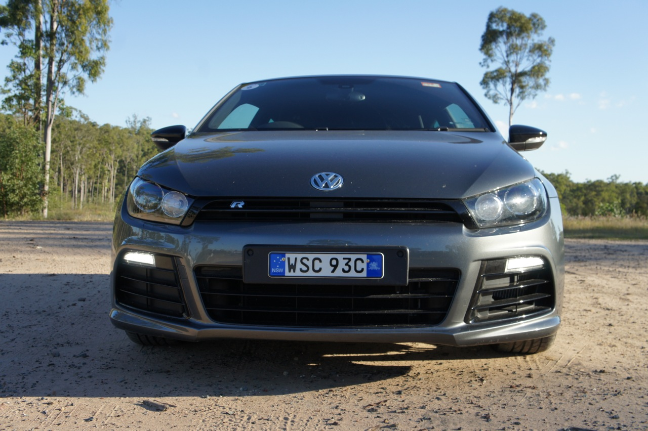 volkswagen scirocco r review caradvice
