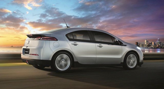 Holden Volt priced from $59,990 - Photos (1 of 10)