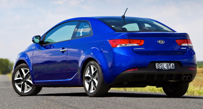Kia Cerato Koup Review | CarAdvice
