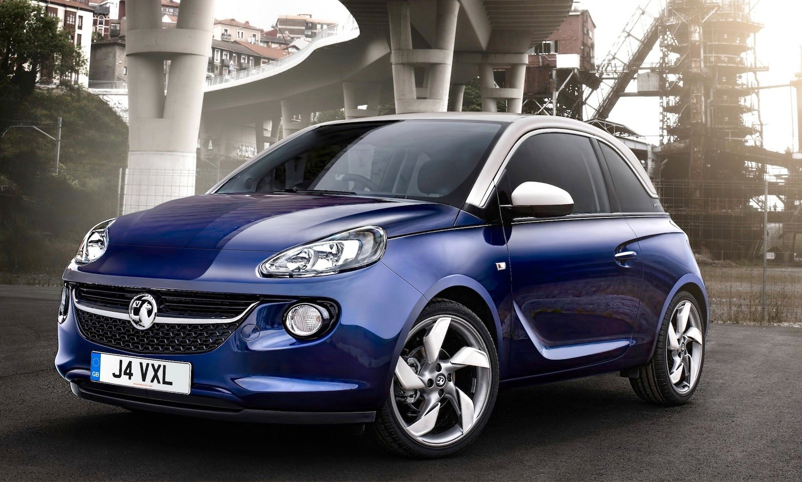 Opel Adam: stylish city car not for Oz - Photos (1 of 11)