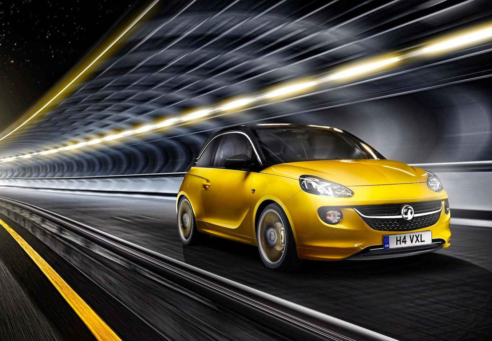 opel adam stylish city car not for oz photos 1 of 11. Black Bedroom Furniture Sets. Home Design Ideas