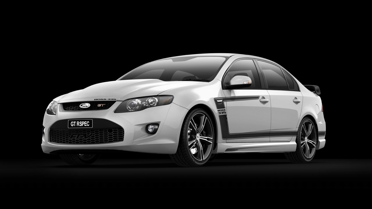 Fpv Gt Rspec Best Car Of Its Kind Photos 1 Of 30