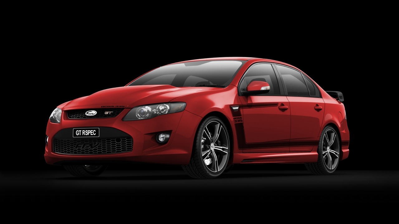 Fpv gt rspec best car of its