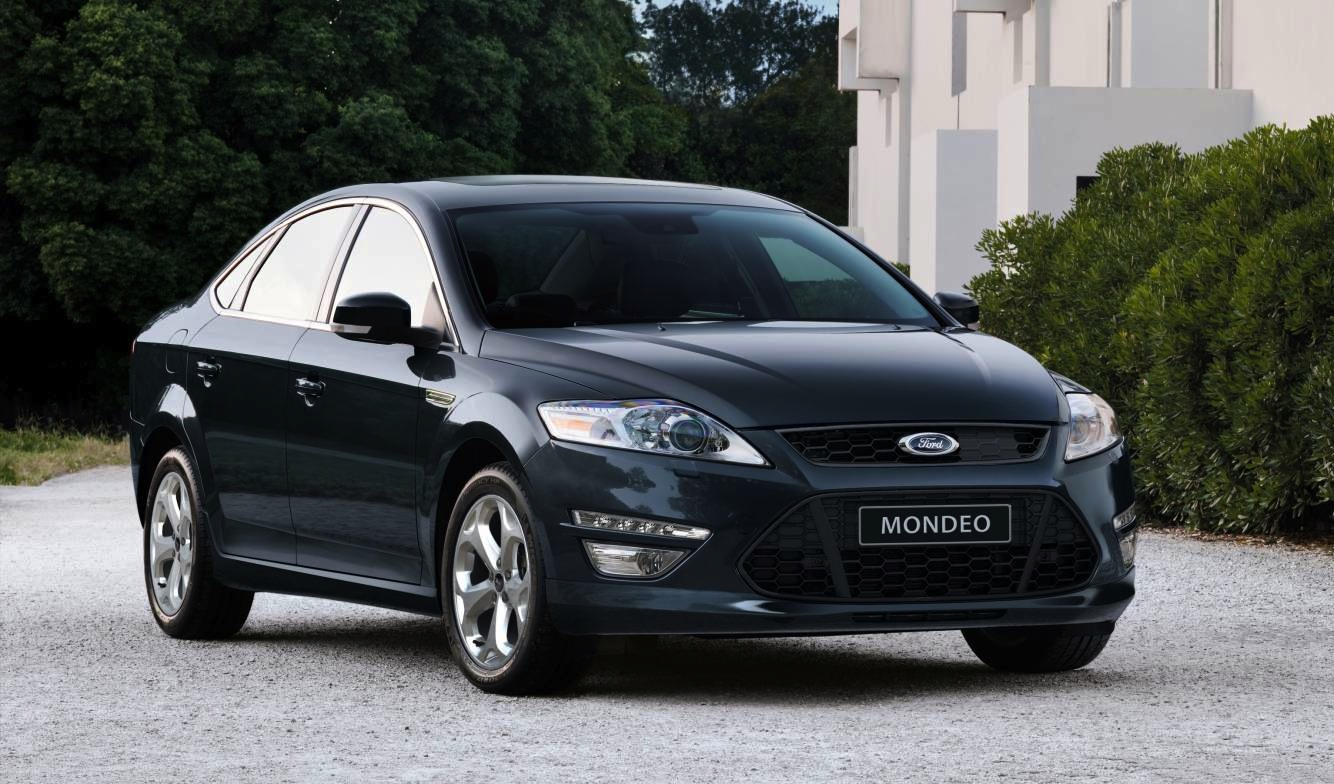 ford mondeo unlikely for australia before 2014 photos 1. Black Bedroom Furniture Sets. Home Design Ideas