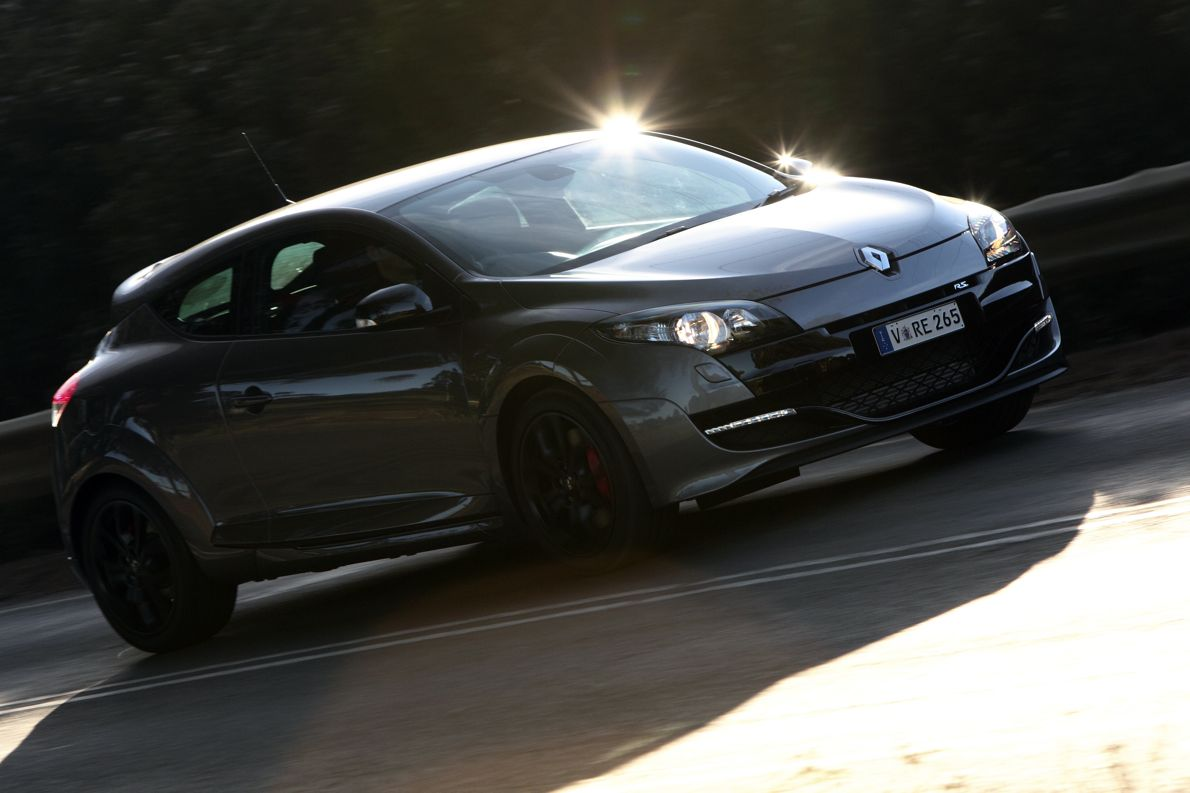 Brilliant Renault Megane RS265 Review  CarAdvice