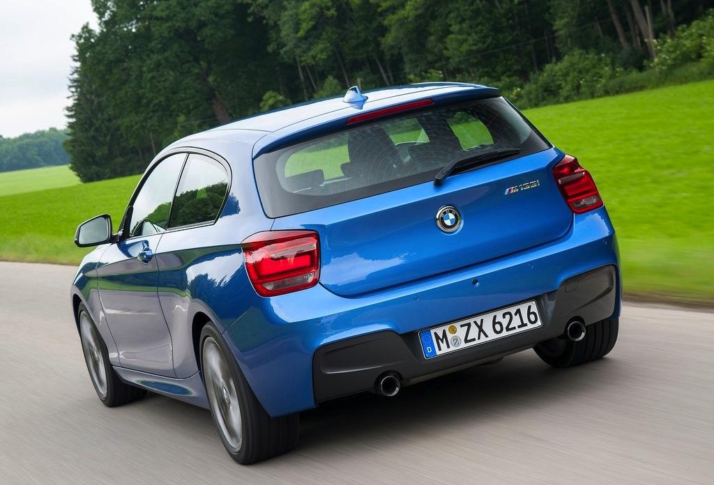 BMW M135i: Bavarian hot-hatch scorches S3 - Photos (1 of 21)