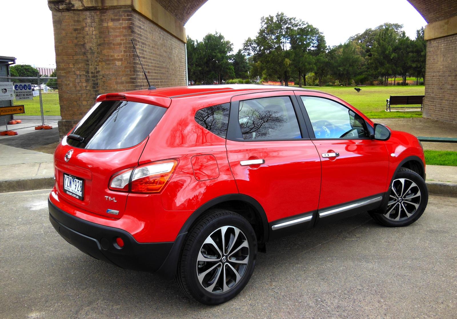 Nissan Dualis Review Caradvice