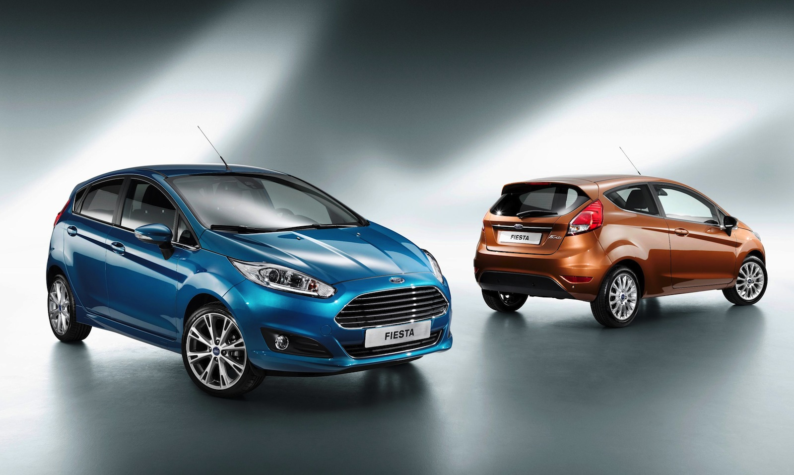 2013 ford fiesta updated city car revealed