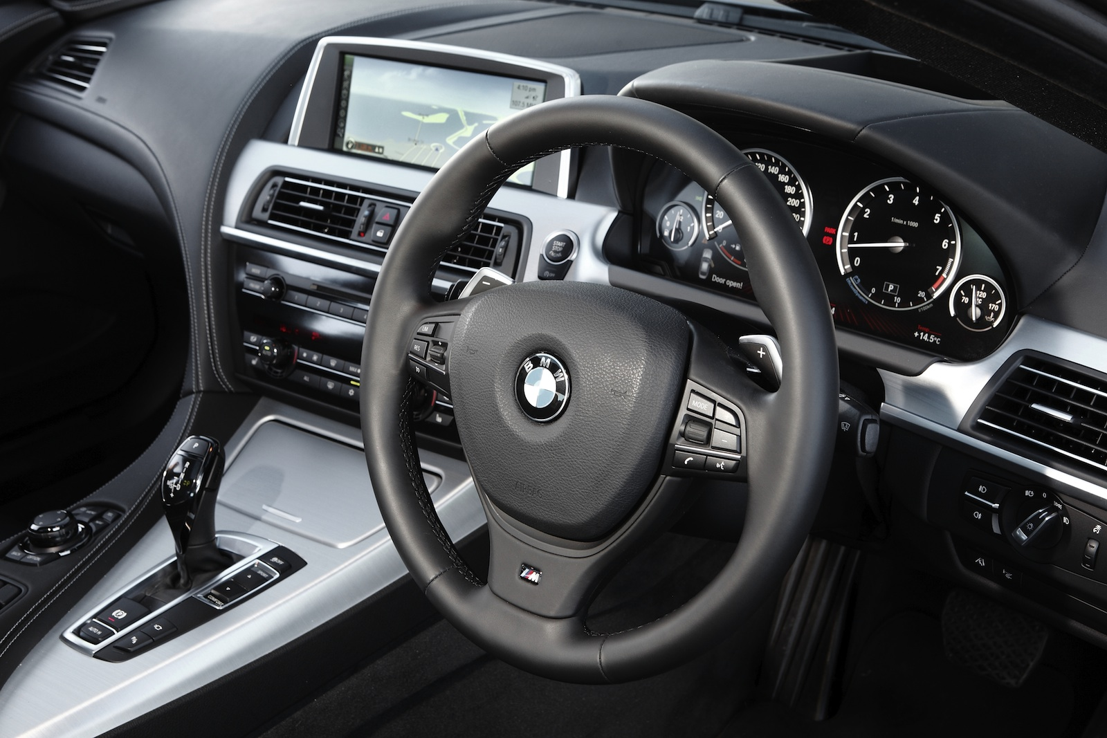 Bmw 650i gran coupe brings updated twin turbo v8 to range photos 1 of 4 - Bmw 650i gran coupe interior ...