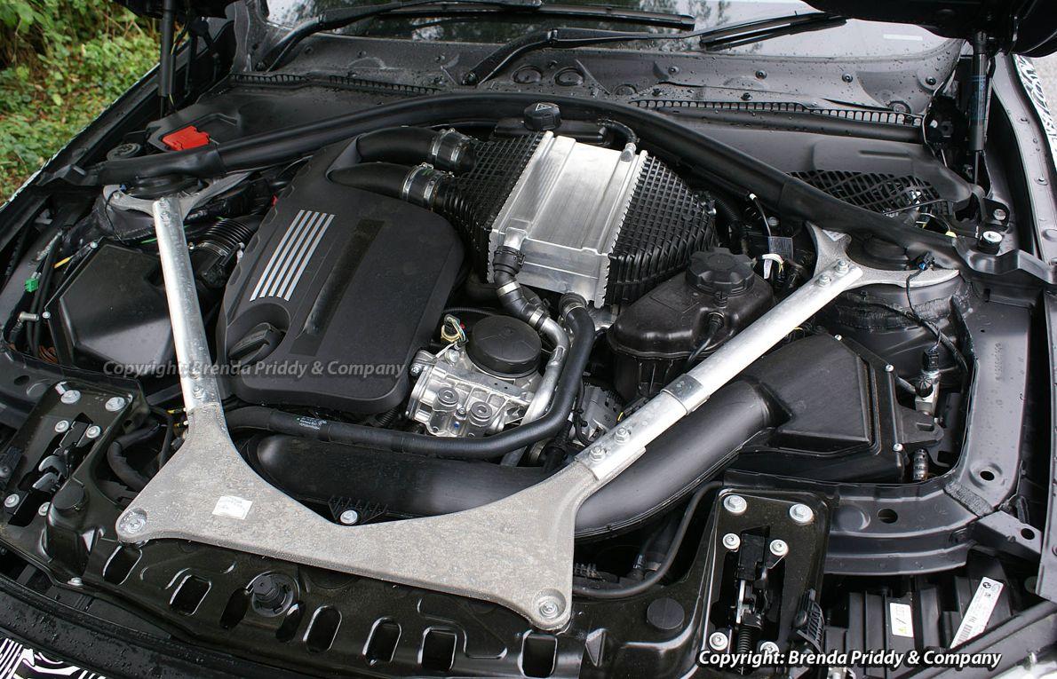 bmw m3 twin turbo six cylinder engine revealed photos 1 of 3. Black Bedroom Furniture Sets. Home Design Ideas