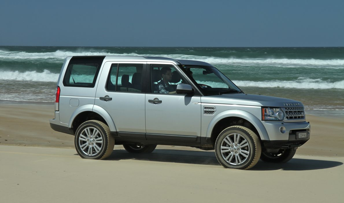 land rover discovery 4 review caradvice. Black Bedroom Furniture Sets. Home Design Ideas