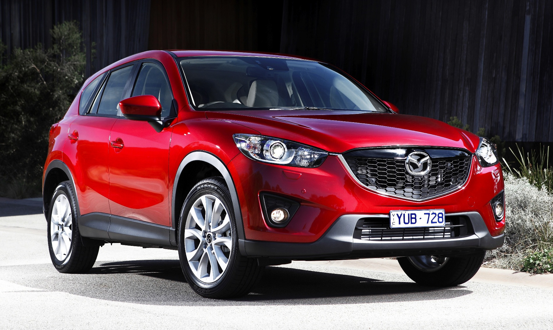 mazda cx 5 to get petrol power boost photos 1 of 2. Black Bedroom Furniture Sets. Home Design Ideas