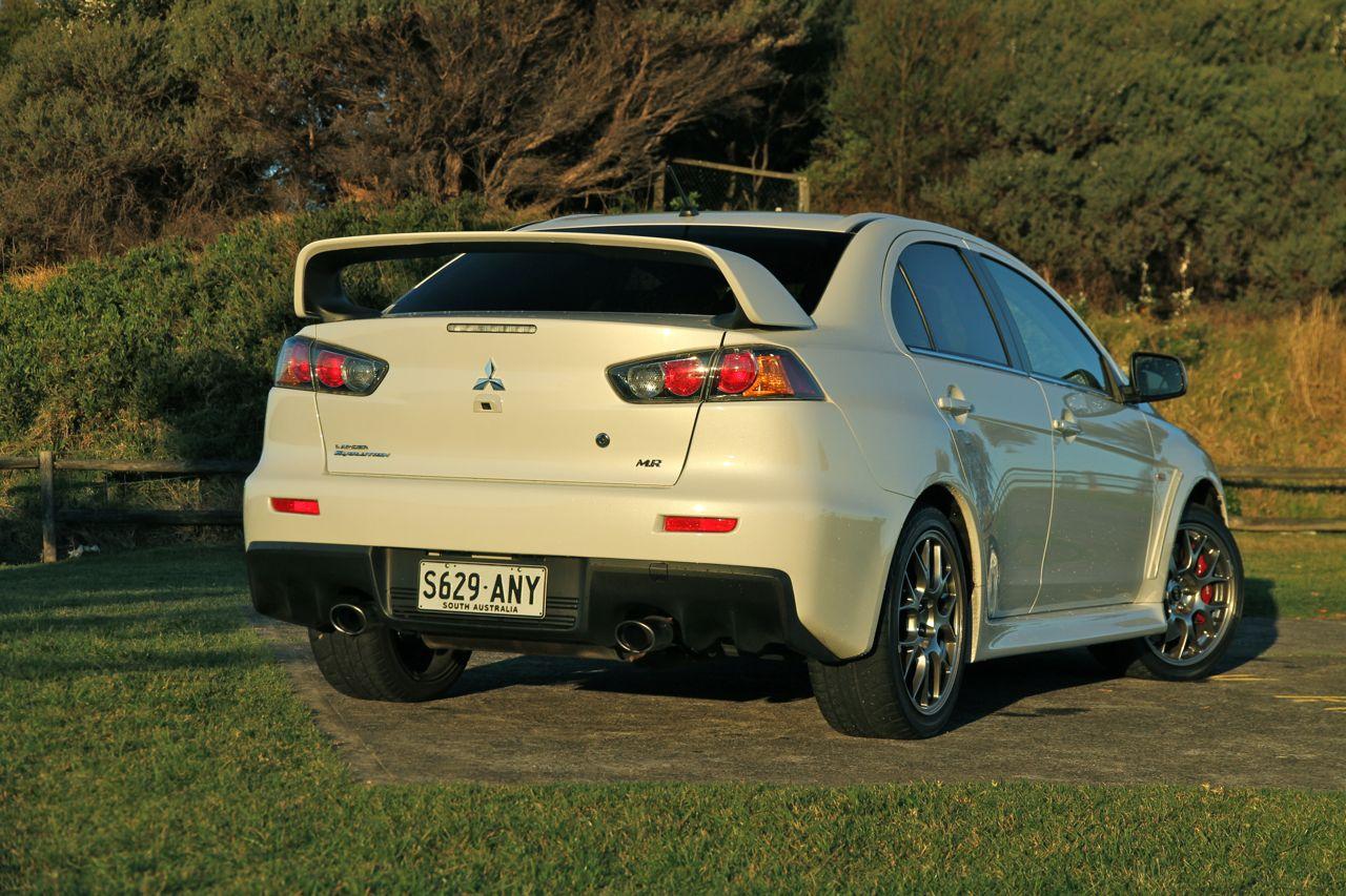 Mitsubishi Lancer Evolution X Review | CarAdvice