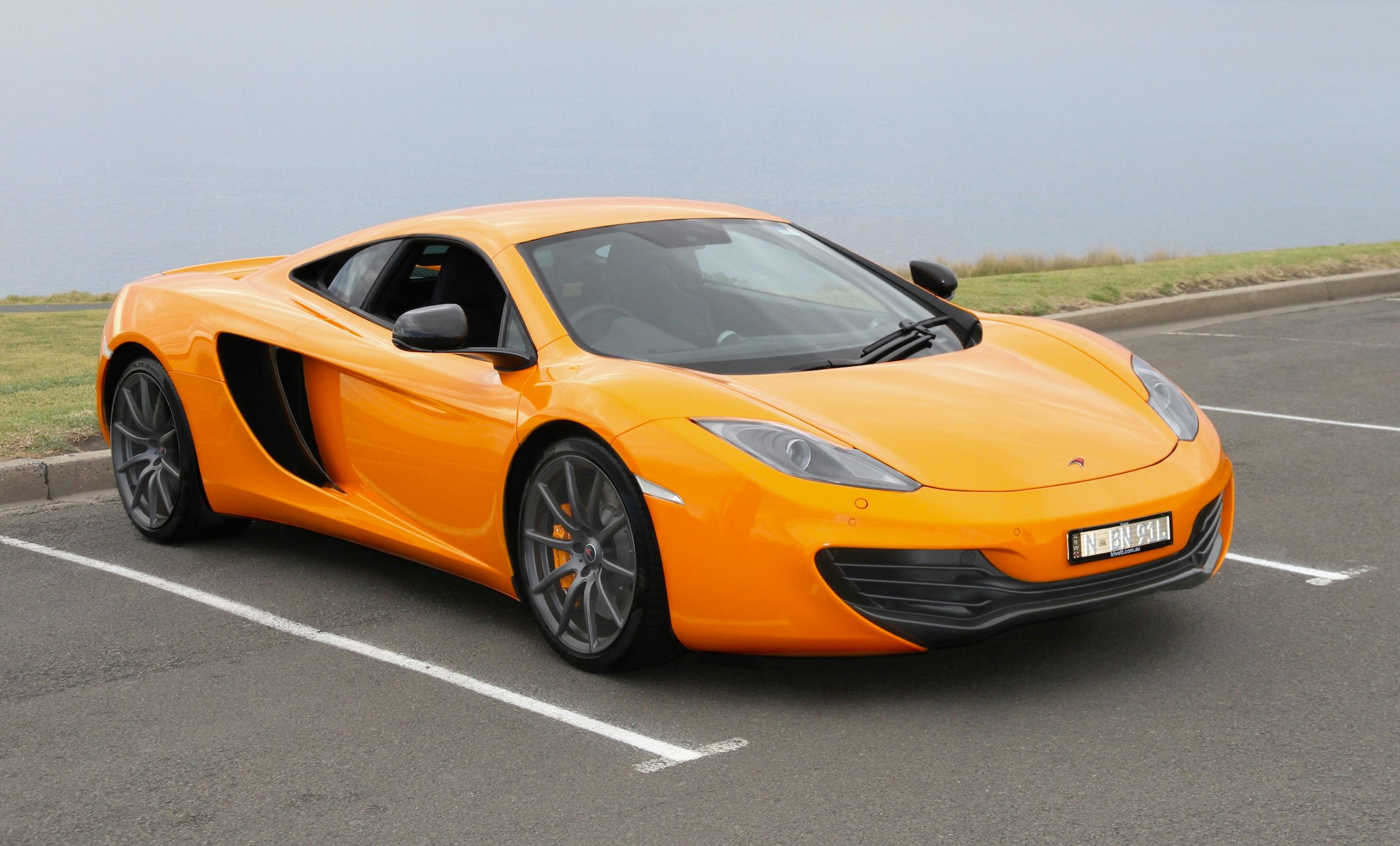 mclaren mp4 12c review caradvice