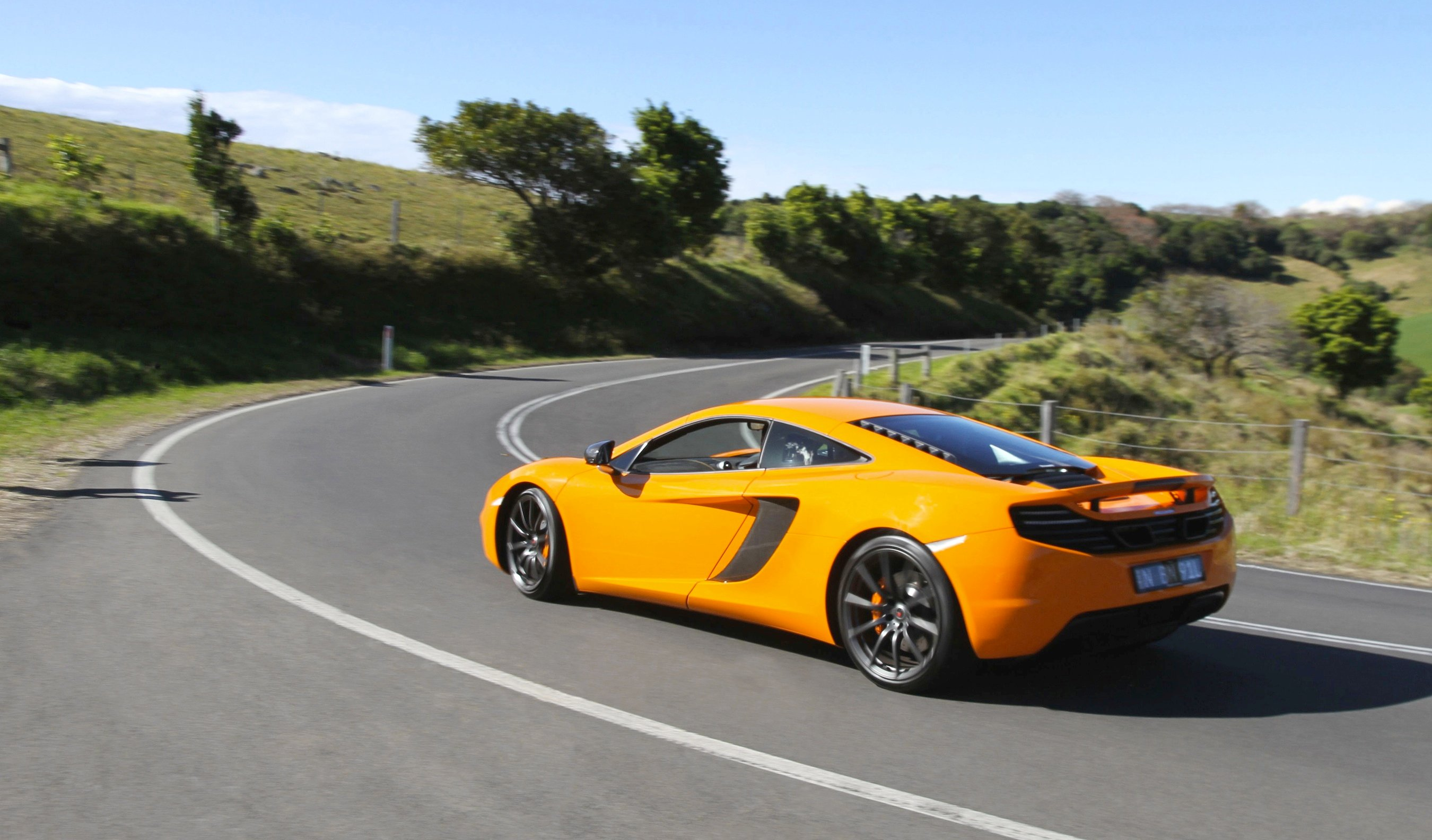 mclaren mp4 12c review caradvice. Black Bedroom Furniture Sets. Home Design Ideas