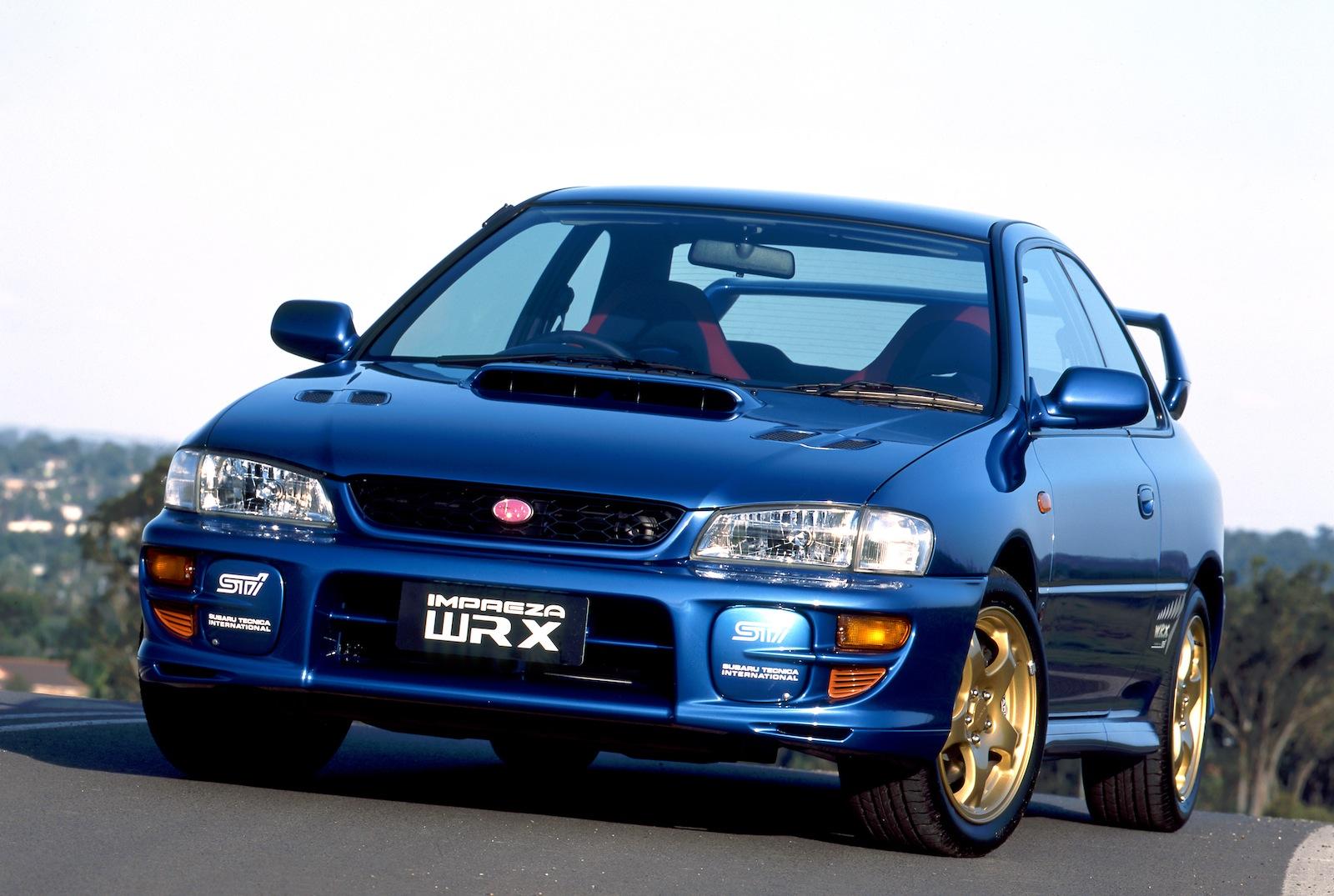 Subaru Wrx Next Generation One For The Fans Photos 1