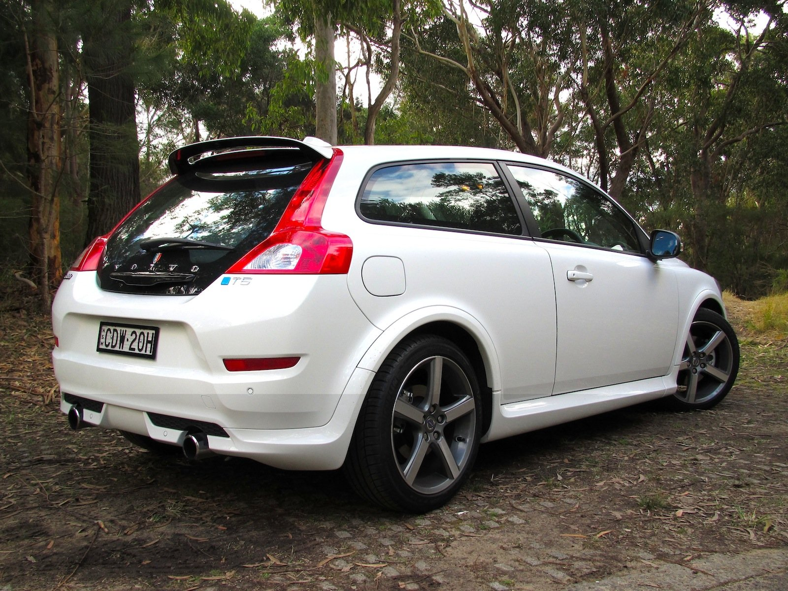 volvo c30 t5 r design review caradvice. Black Bedroom Furniture Sets. Home Design Ideas