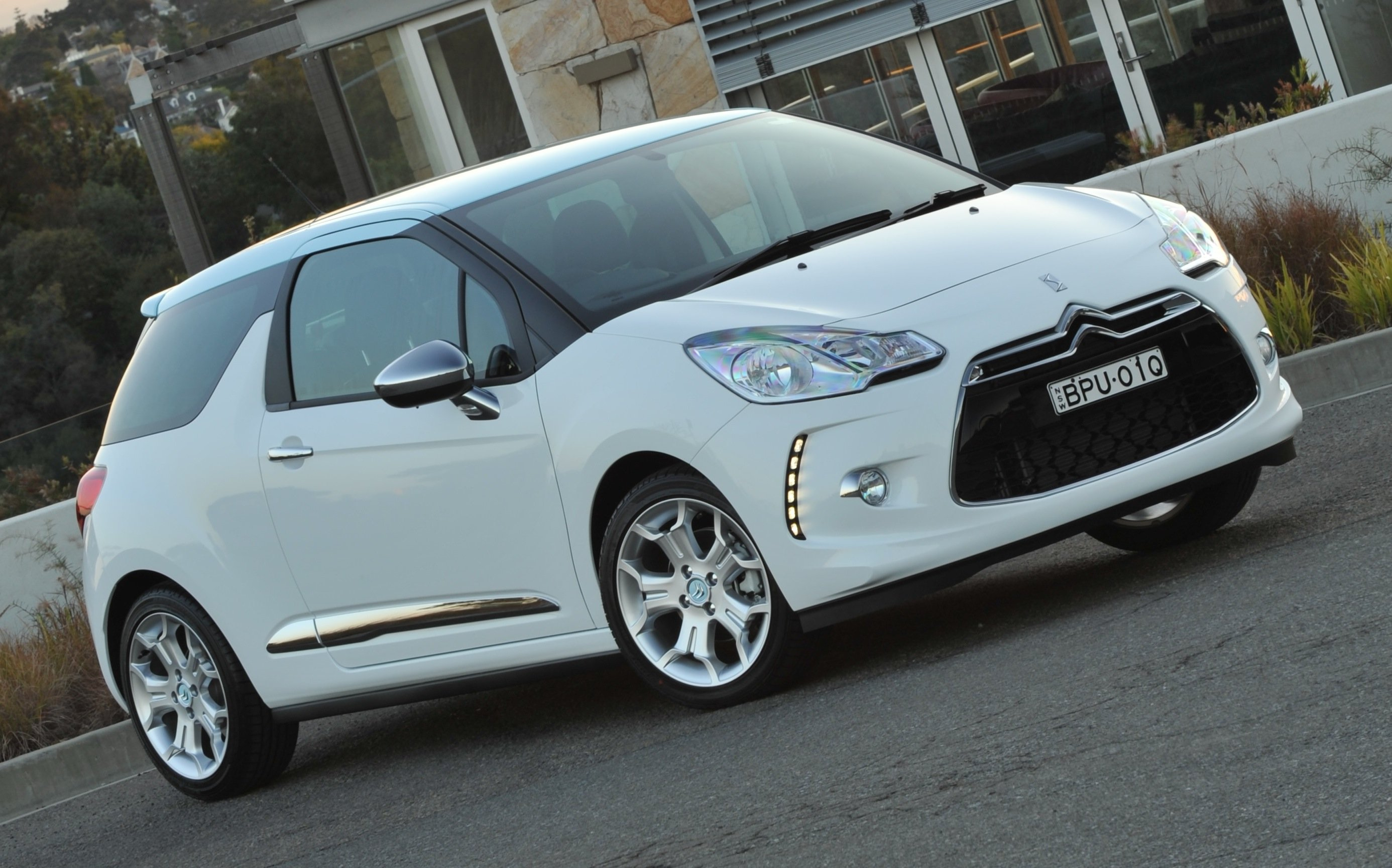 citroen ds3 review caradvice. Black Bedroom Furniture Sets. Home Design Ideas