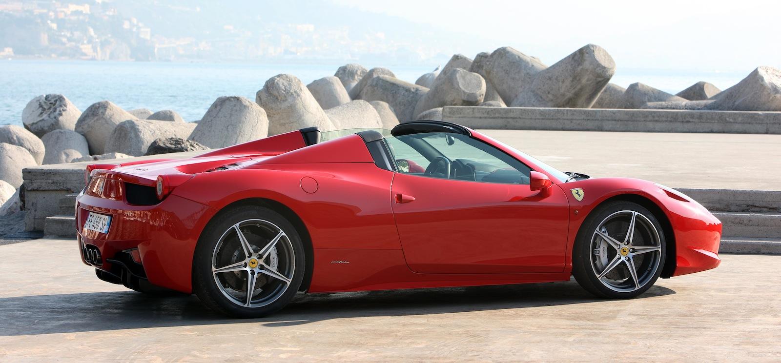 2017 Ferrari 458 Price >> Ferrari 458 Spider Review | CarAdvice