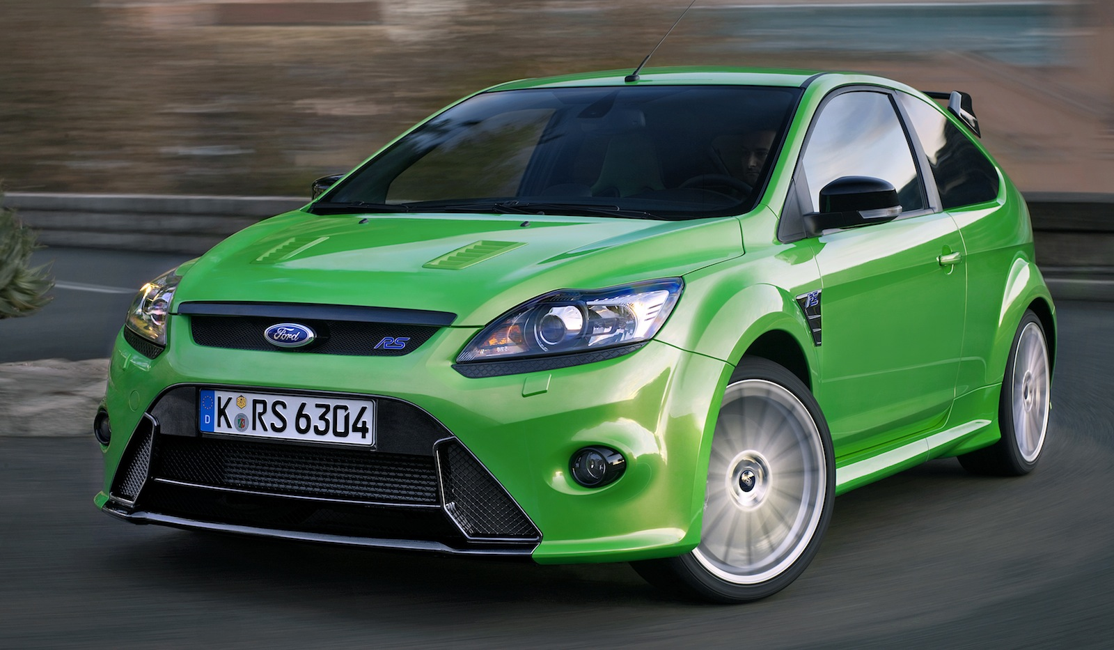 ford focus rs hot hatch to get 250kw turbo four cylinder report photos 1 of 3. Black Bedroom Furniture Sets. Home Design Ideas