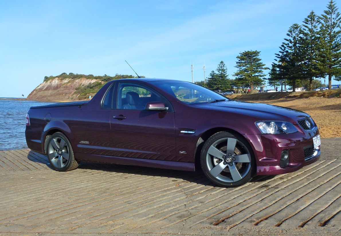 2012 Holden Commodore Ss Ute Review Caradvice