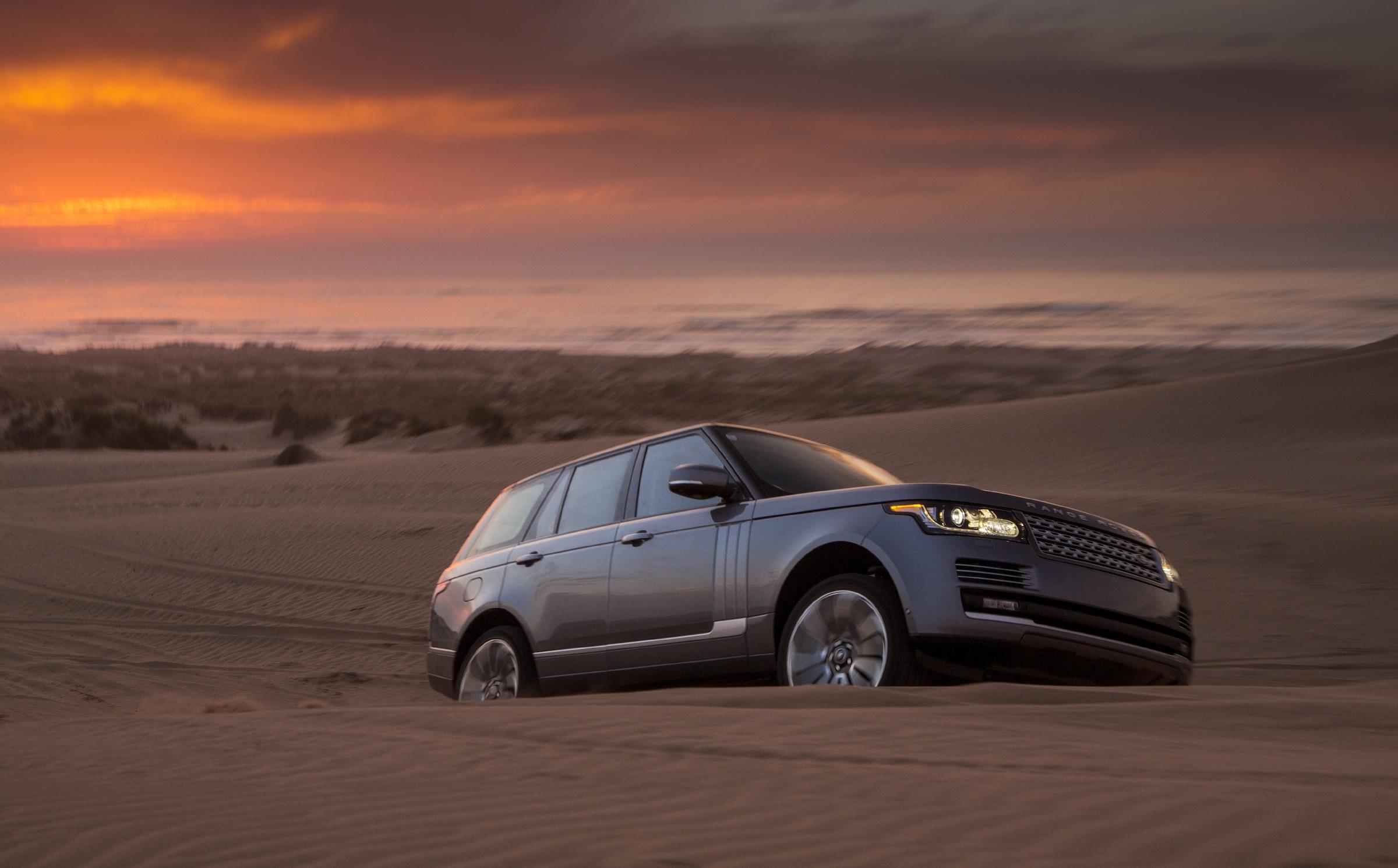 Land Rover Evoque Convertible >> 2013 Range Rover Review | CarAdvice
