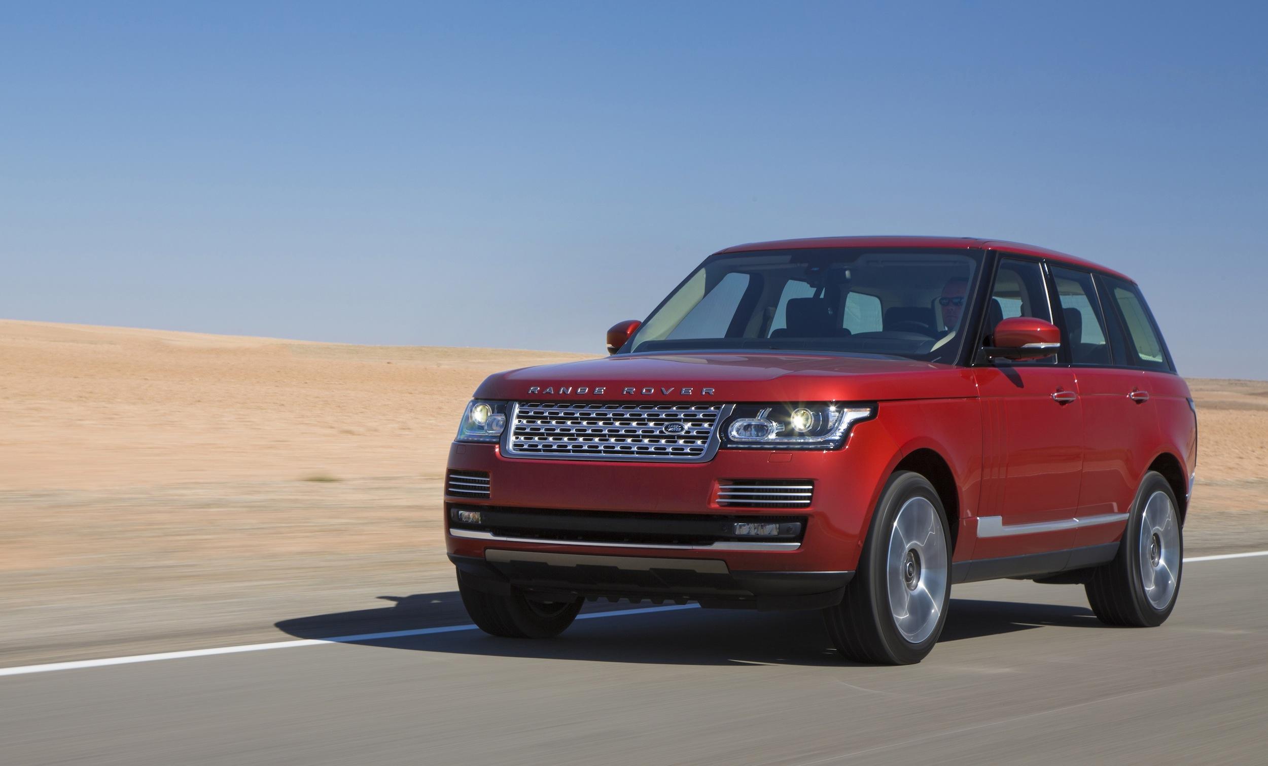 Range Rover Velar >> 2013 Range Rover Review   CarAdvice