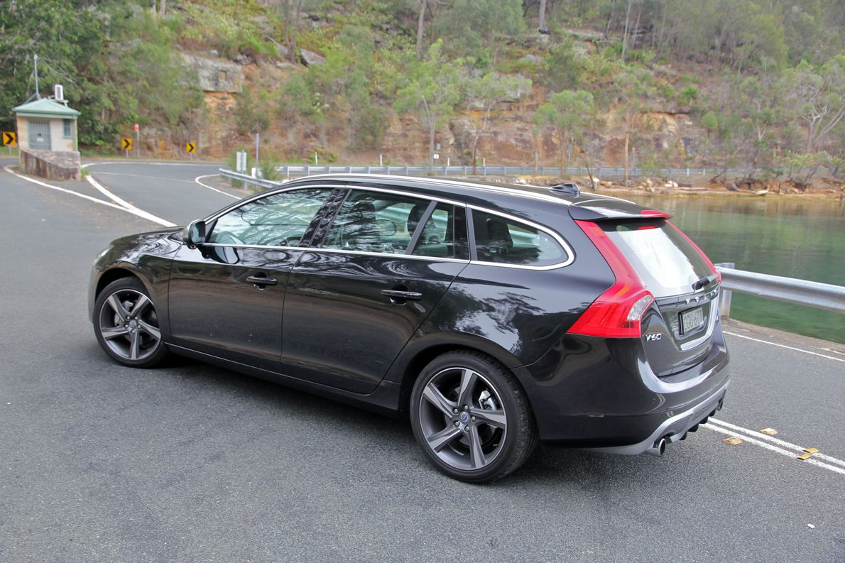 Volvo V60 Review | CarAdvice