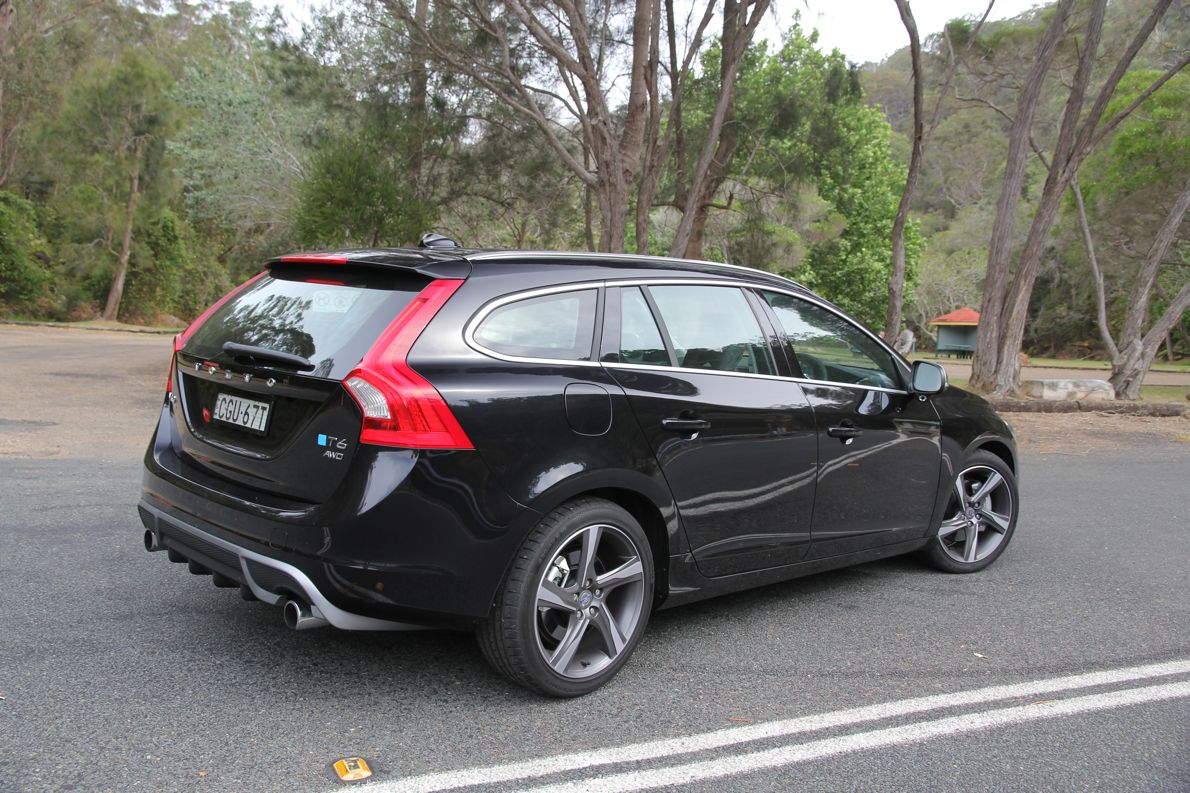Volvo V60 Review Caradvice