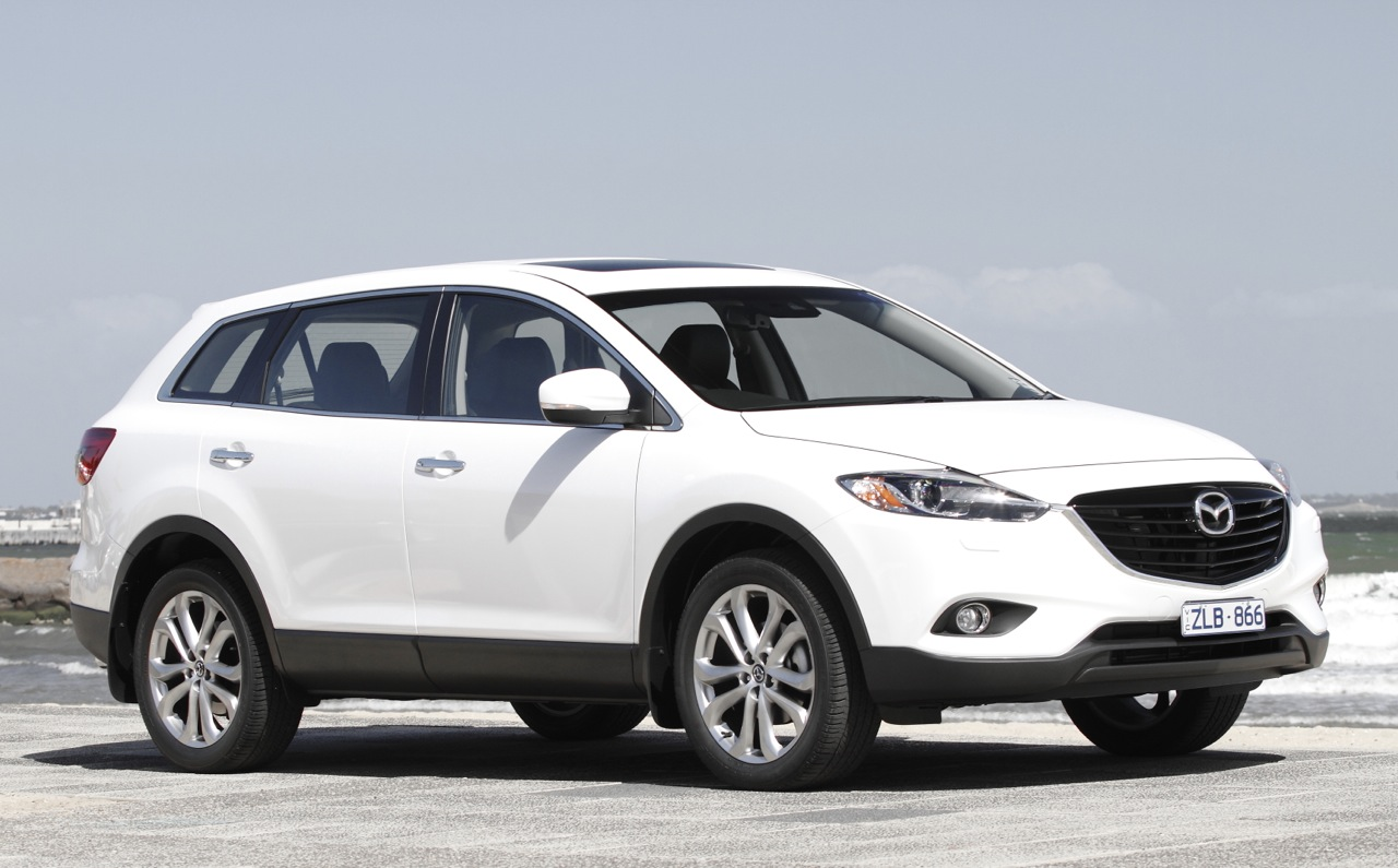 2013 Mazda CX-9 Review | CarAdvice